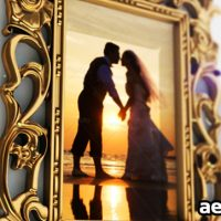 GOLDEN FRAMES PHOTO GALLERY (VIDEOHIVE)