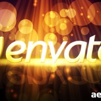 HEAVENLY LOGO INTRO – PROJECT FOR AFTER EFFECTS (VIDEOHIVE)