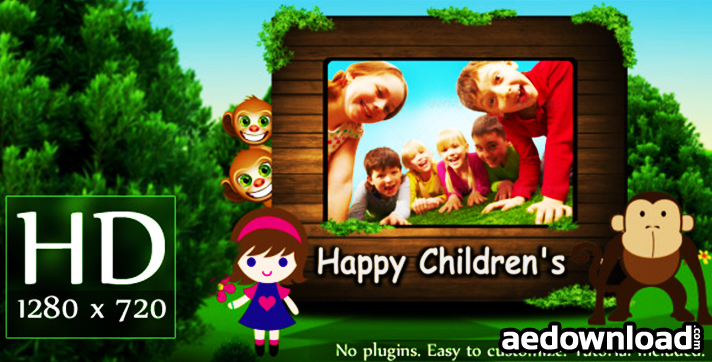 Happy Children's