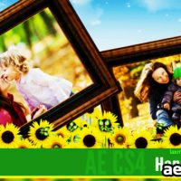 HAPPY DAYS – PROJECT FOR AFTER EFFECTS (VIDEOHIVE)