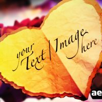 HEART IN MOTION – AFTER EFFECTS PROJECT (VIDEOHIVE)