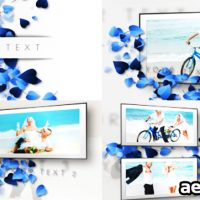 HEARTS, CLEAN WEDDING SLIDESHOW (VIDEOHIVE)