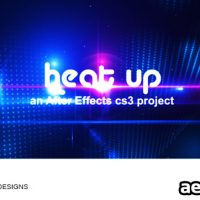 HEAT UP – AFTER EFFECTS PROJECT (VIDEOHIVE)