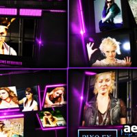 HIP HOP FASHION – PROJECT FOR AFTER EFFECTS (VIDEOHIVE)