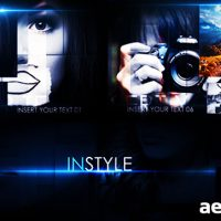 IN STYLE – AFTER EFFECTS PROJECT (VIDEOHIVE)