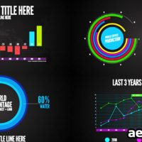 INFOGRAPHICS – AFTER EFFECTS PROJECT (VIDEOHIVE)