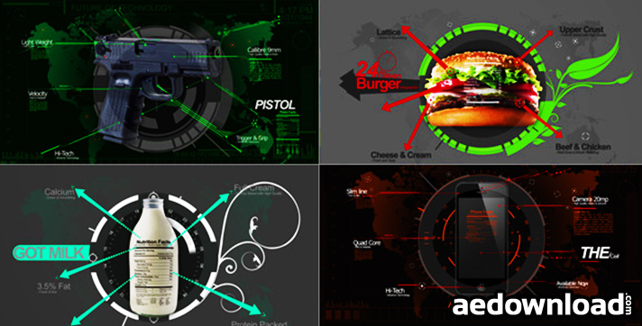 Infographics Mix