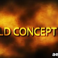 OLD CONCEPT DISPLAYS – PROJECT FOR AFTER EFFECTS (VIDEOHIVE)