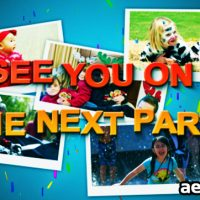 KIDS PARTY – AFTER EFFECTS PROJECT (VIDEOHIVE)