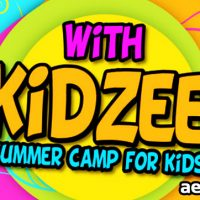 KIDZEE – SUMMER CAMP FOR KIDS (VIDEOHIVE)
