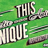 KINETIC TYPOGRAPHY, VINTAGE RETRO STYLE – VIDEOHIVE