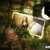 LIGHT PHOTO GALLERY – PROJECT FOR AFTER EFFECTS (VIDEOHIVE)