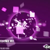 AE CS3 – LOGO OPENING SEQUENCE V01 – AFTER EFFECTS PROJECT (VIDEOHIVE)