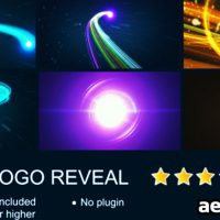 LIGHT LOGO REVEAL – FREE DOWNLOAD – VIDEOHIVE