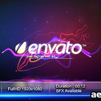 LIGHT SCRIBBLE INTRO – AFTER EFFECTS PROJECT (VIDEOHIVE)