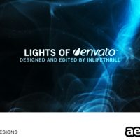 LIGHTS OF ENVATO – AFTER EFFECTS PROJECT (VIDEOHIVE)