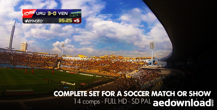 Live Soccer Broadcast
