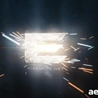 LOGO SPARKS – PROJECT FOR AFTER EFFECTS (VIDEOHIVE)