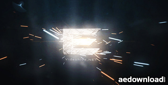 LOGO SPARKS - PROJECT FOR AFTER EFFECTS (VIDEOHIVE) - Free After