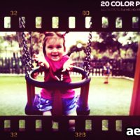 LOVELY MEMORIES – PROJECT FOR AFTER EFFECTS (VIDEOHIVE)
