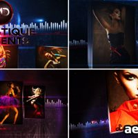 MOTION AREA PROMO OPENER HD – PROJECT FOR AFTER EFFECTS (VIDEOHIVE)
