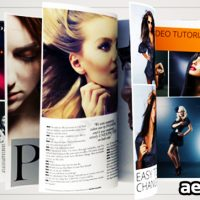 MAGAZINE ANIMATION PRO – AFTER EFFECTS PROJECT (VIDEOHIVE)
