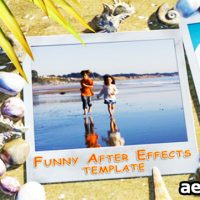 MAGIC SUMMER – PROJECT FOR AFTER EFFECTS (VIDEOHIVE)