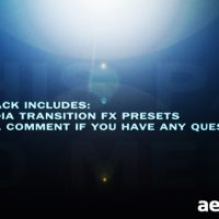 MEDIA TRANSITIONS FX PACK (VIDEOHIVE)