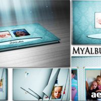 MY ALBUM CREATOR – AFTER EFFECTS PROJECT (VIDEOHIVE)