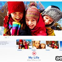 MY LIFE – AFTER EFFECTS PROJECT (VIDEOHIVE)