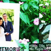 NATURE MEMORIES – PROJECT FOR AFTER EFFECTS (VIDEOHIVE)
