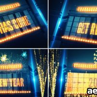 NEW YEAR COUNTDOWN – AFTER EFFECTS PROJECT (VIDEOHIVE)