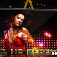 NIGHT CLUB PARTY – PROJECT FOR AFTER EFFECTS (VIDEOHIVE)