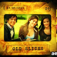 OLD SLIDES – AFTER EFFECTS PROJECT (VIDEOHIVE)