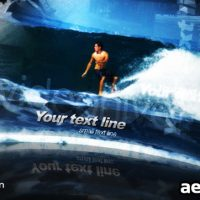 ON THE SCREEN – AFTER EFFECTS PROJECT (VIDEOHIVE)