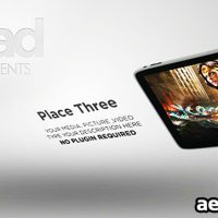 PAD COMMERCIAL – AFTER EFFECTS PROJECT (VIDEOHIVE)