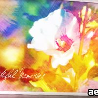 PAINTED POSTCARDS – AFTER EFFECTS PROJECT (VIDEOHIVE)