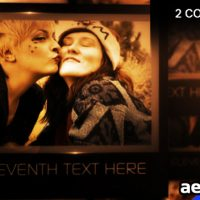 PERSONAL MEMORIES – IMAGE/VIDEO PRESENTATION (VIDEOHIVE)