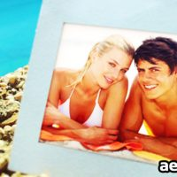 PHOTO GALLERY ON SUMMER HOLIDAY – AFTER EFFECTS PROJECT (VIDEOHIVE)