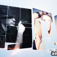 PHOTO SLIDER – AFTER EFFECTS PROJECT (VIDEOHIVE)
