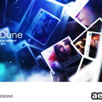 PHOTODUNE – AFTER EFFECTS PROJECT (VIDEOHIVE)