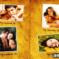 PHOTOBOOK – PROJECT FOR AFTER EFFECTS (VIDEOHIVE)