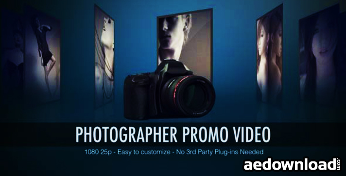 Photographer Promo Video