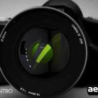 PHOTOGRAPHY INTRO – AFTER EFFECTS PROJECT (VIDEOHIVE)