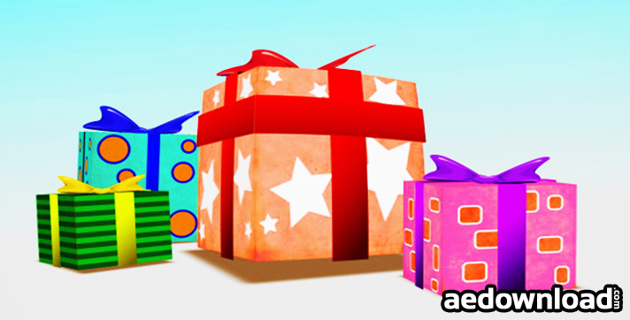 Present Box Birthday