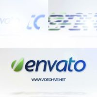 CLEAN WHITE LOGO – AFTER EFFECTS PROJECT (VIDEOHIVE)