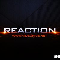 REACTION REVEAL – AFTER EFFECTS PROJECT (VIDEOHIVE)