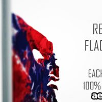 REAL 3D FLAGS PACK – AFTER EFFECTS PROJECT (VIDEOHIVE)