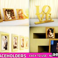 ROMANTIC FRAMES – AFTER EFFECTS PROJECT (VIDEOHIVE)