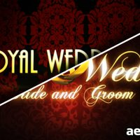 ROYAL WEDDING 1, 2 – PROJECTS FOR AFTER EFFECTS (VIDEOHIVE)